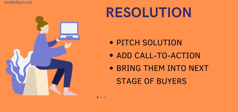 resolution in storytelling