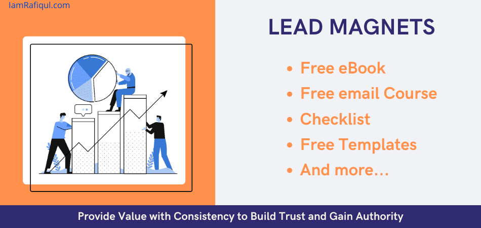 lead magnet in content marketing