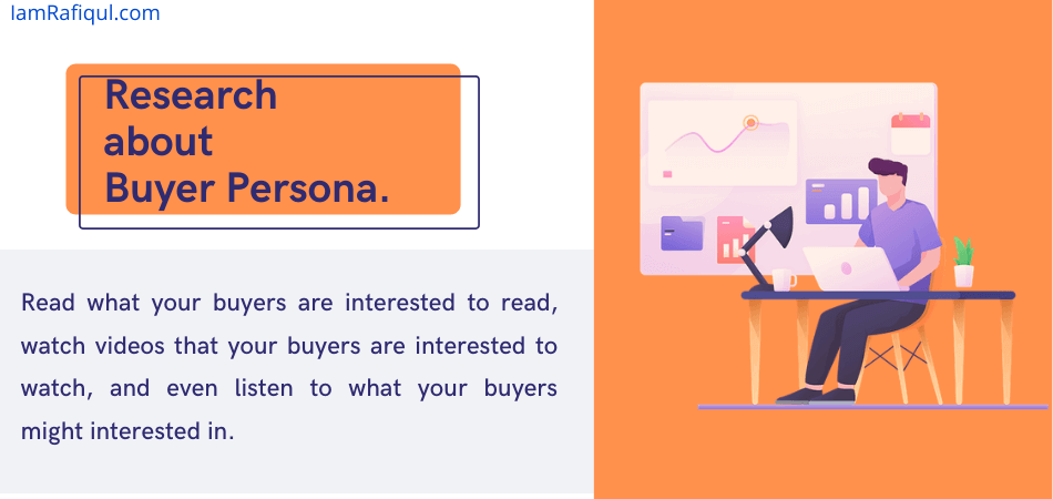 buyer persona in content marketing
