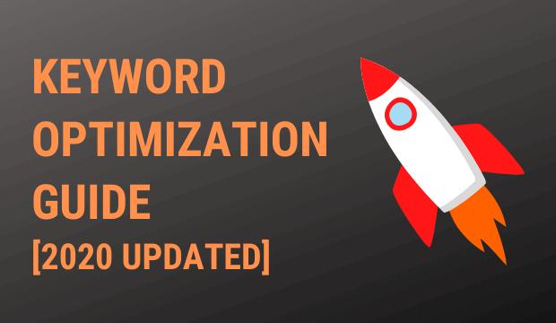 keyword Optimization Guide