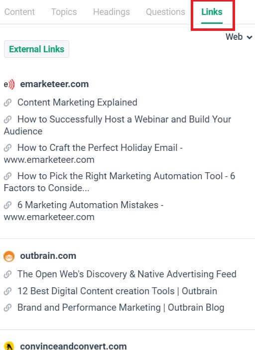 content marketing ai tool