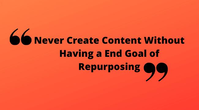 Content goal