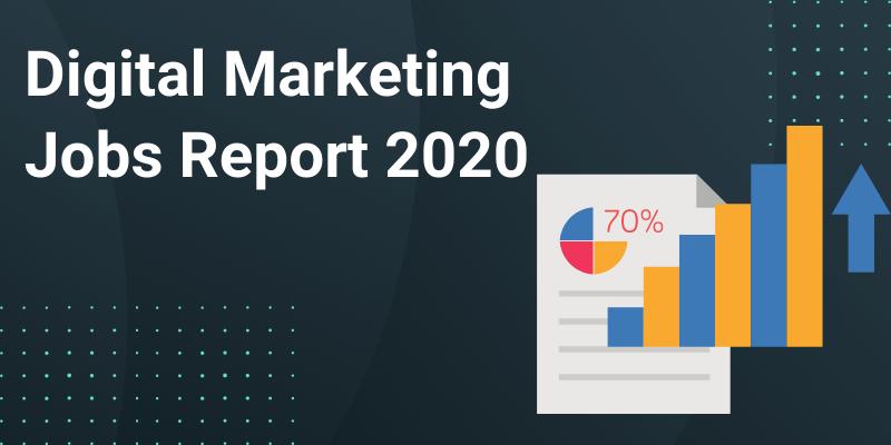 digital marketing jobs report