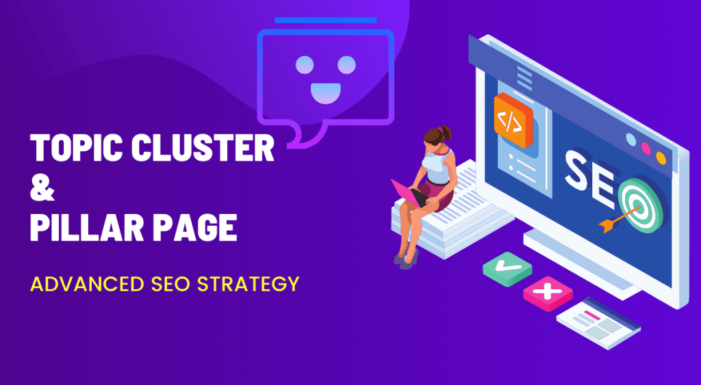 Topic cluster and Pillar Page strategy