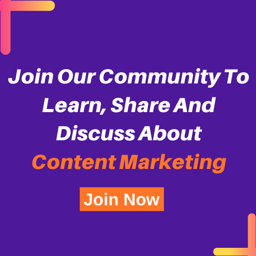 content marketing group