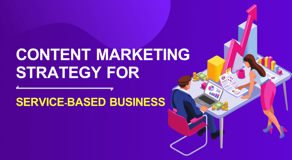 content marketing for service business