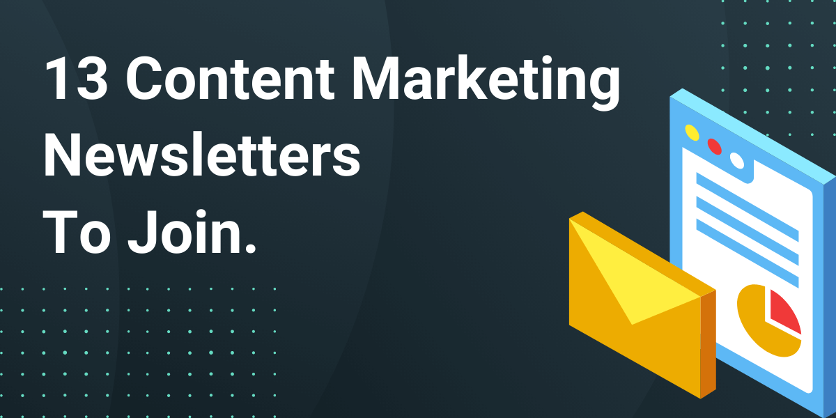 content marketing newsletters